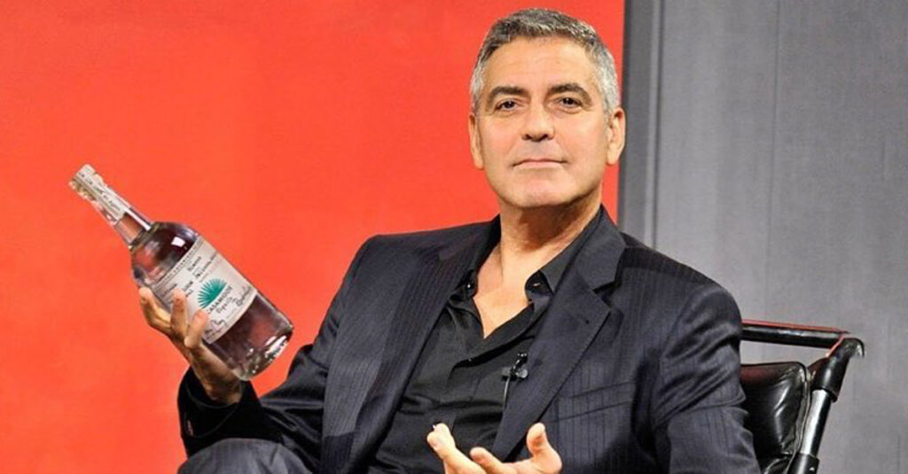 George Clooney had his tequila brand