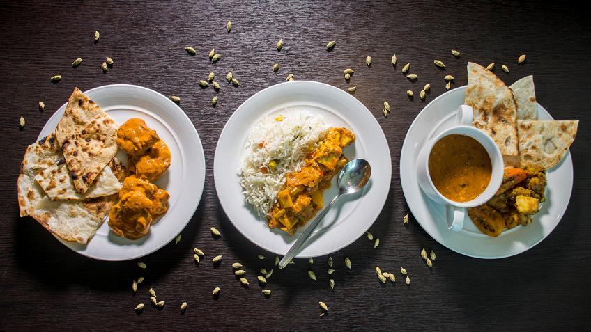 """""""อาหารอินเดีย"""" ต้องลองสักครั้ง"""